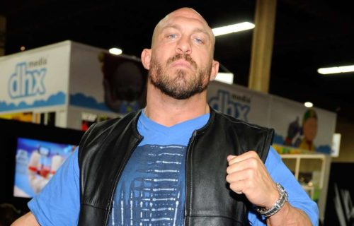 Ryback on Kane; discusses a possible return to the WWE
