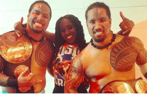 Jey Uso and Naomi Out with Ankle Injuries