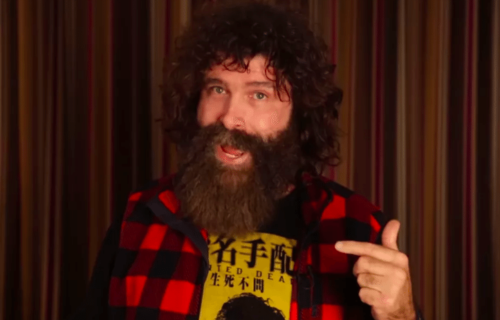 Mick Foley reveals the best match of his career