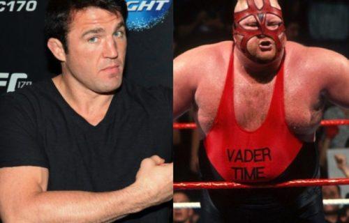 Vader Calls Out Former UFC Fighter