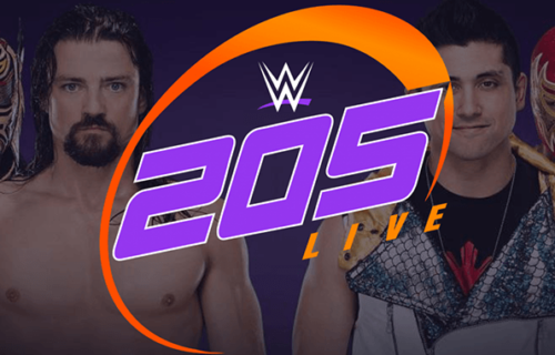 WWE 205 Live **Spoilers** for tonight