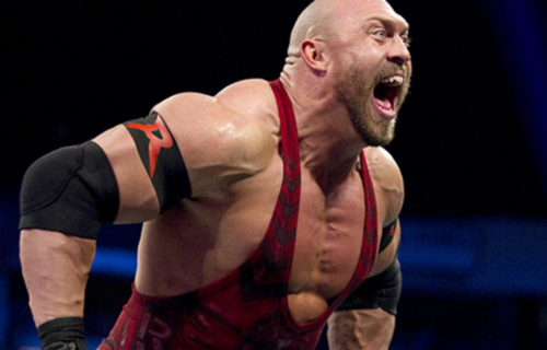 Ryback and Dolph Ziggler involved in a heated Twitter exchange