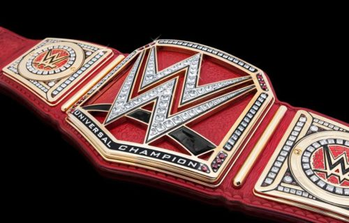 WWE Universal Championship hasn't been defended on RAW in over a year
