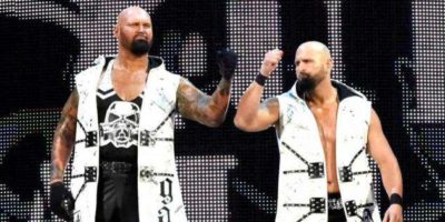 The Club - WWE