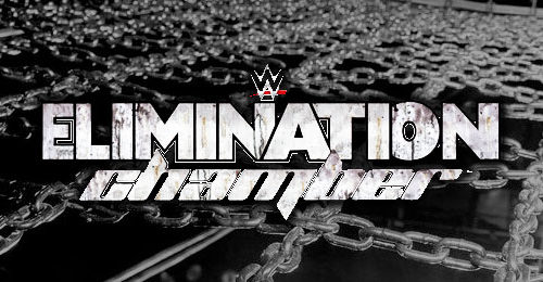 Elimination Chamber participants to take place in a Gauntlet Match
