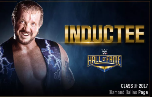 Inductor for Diamond Dallas Page at the Hall Of Fame announced