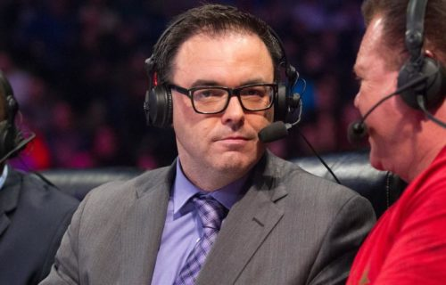 Mauro Ranallo reveals reason behind his departure from SmackDown last year