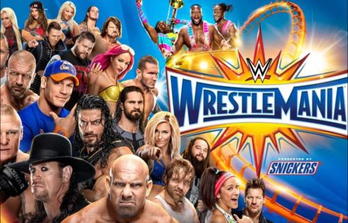 WWE WrestleMania 33 report - Undertaker retires