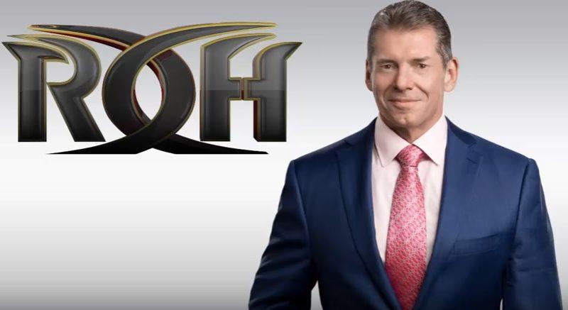 Vince McMahon-ROH