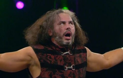 Matt Hardy says he has lots to expose if he doesn't get the Broken gimmick