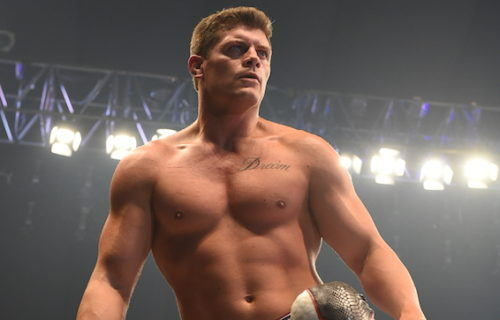 Cody Rhodes seemingly debunks rumours of him and the Elite heading to WWE