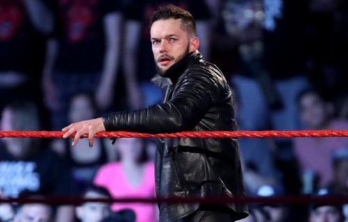 Finn Balor cleared to compete at WWE TLC