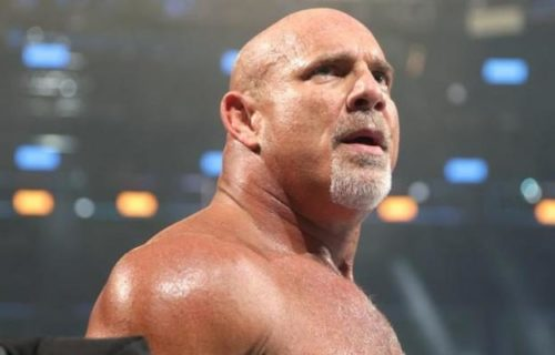 Goldberg explains what went wrong in his match against Undertaker