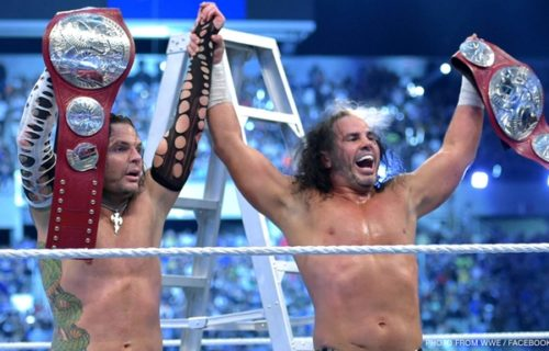 Dixie Carter reacts to The Hardys returning to WWE