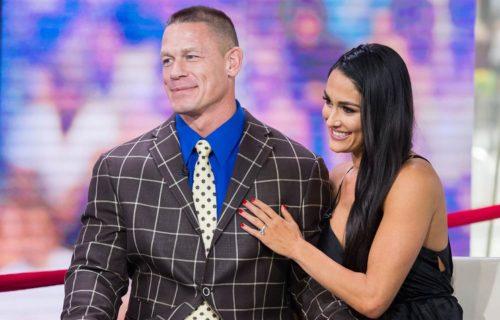 Nikki Bella on if her recent tweet was a dig at John Cena