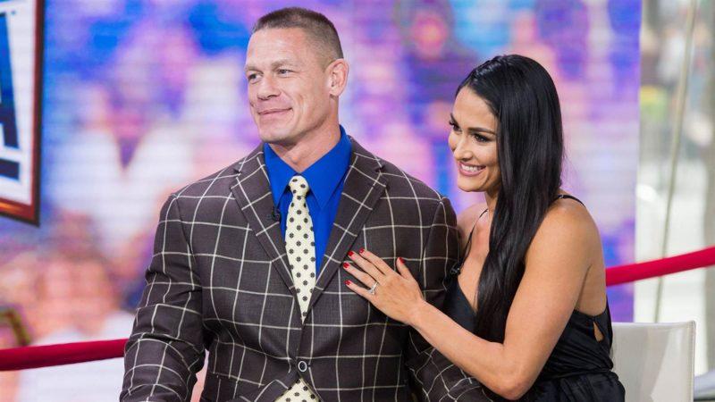 John Cena-Nikki Bella