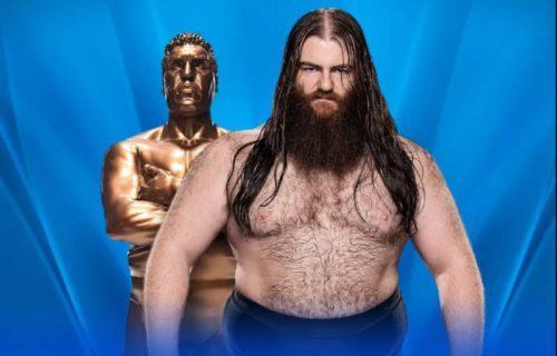 Another NXT star added to tonight's Andre the Giant Memorial Battle Royal