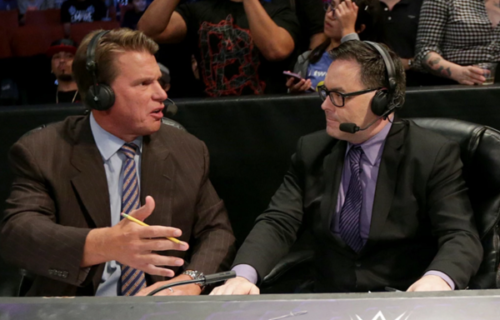 Mauro Ranallo and WWE officially part ways, JBL reacts