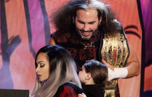 Reby Hardy says WWE isn't trying to buy 'Broken' gimmick from Impact