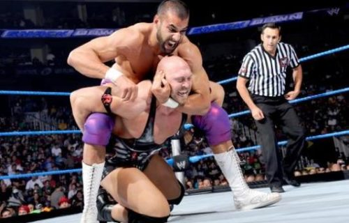 Ryback comments on Jinder Mahal's new physique and how he got it