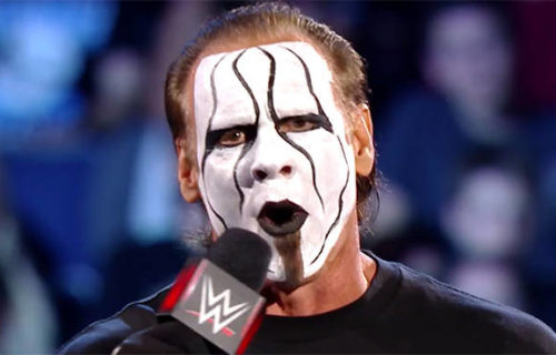 Sting says he would consider a return match against only one opponent