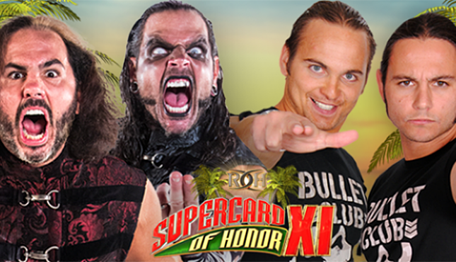 Supercard Of Honor