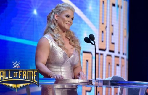 Watch: Chimel introduces Edge during Beth Phoenix' WWE Hall of Fame speech