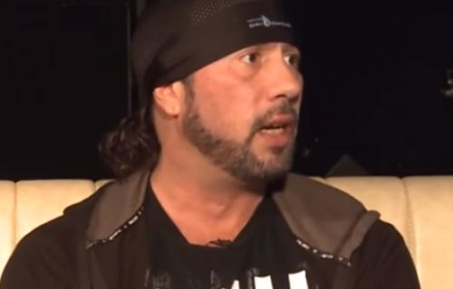 Update on Sean 'X-Pac' Waltman's arrest and what he was busted for, his response