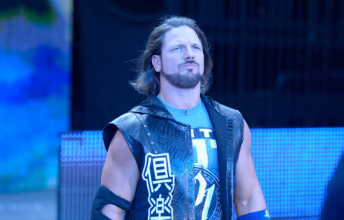 AJ Styles comments on potential Impact return
