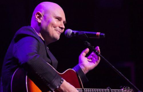 Billy Corgan on the 'backstabbing and lies' in TNA