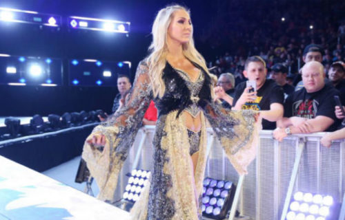 Corey Graves gives his take on Charlotte Flair's booking in WWE