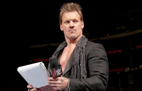 Backstage News On Chris Jericho's removal from casket match at GRR