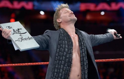 Chris Jericho says he would be willing to wrestle for ROH or Impact Wrestling
