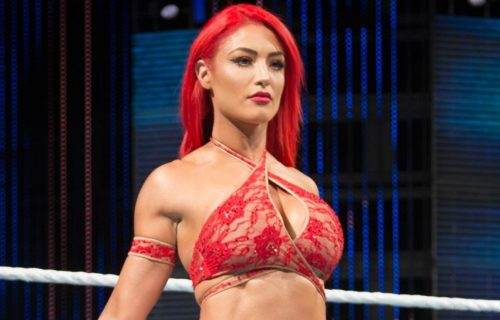 Eva Marie announces departure from WWE