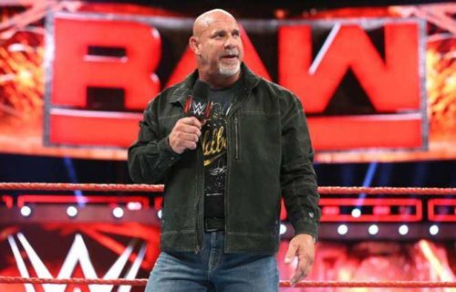Goldberg reveals if he is open to another WWE Run