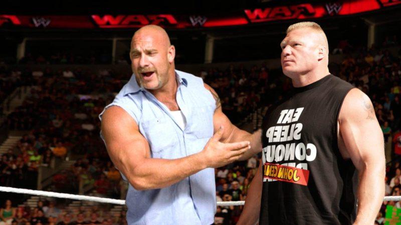 Goldberg-Brock Lesnar