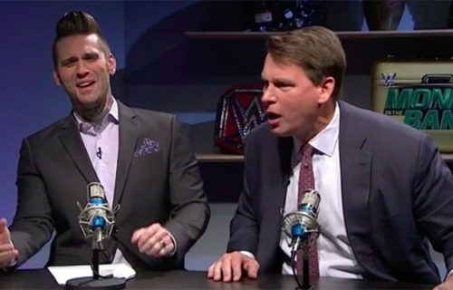 JBL says he rather 'be captured by ISIS' than eat dinner with Sami Zayn, comparing today to Attitude Era