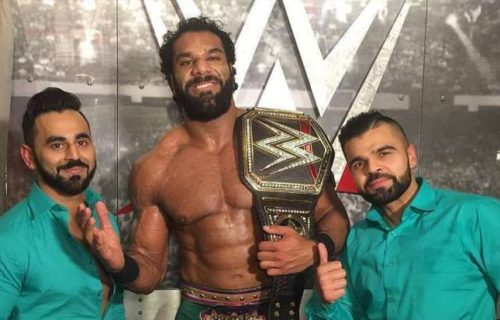 Current WWE Stars advertised for upcoming GFW Show