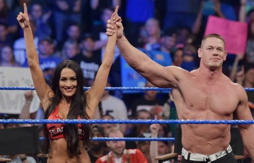 Nikki Bella on the idea that her split with John Cena is a work