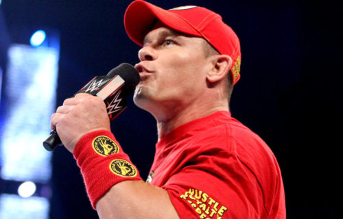 John Cena 'Steals' New WWE Character In Leaked Photo