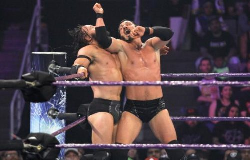 News on Neville vs. Austin Aries and possible title match at Extreme Rules