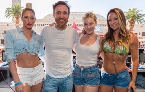 Renee Young, Emma and former WWE star hang out at the beach (photos)