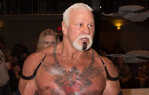 Update on Scott Steiner following being rushed to hospital