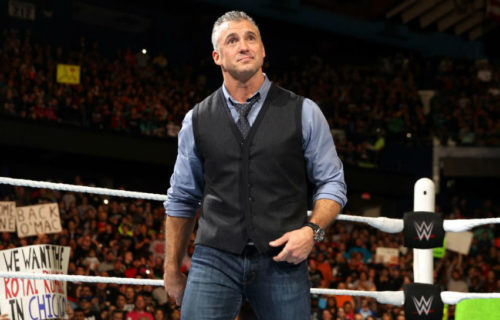Backstage news on Shane McMahon and Stephanie McMahon's involvement in WWE creative