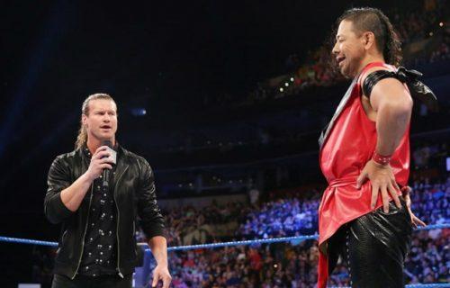 Huge segment involving Shinsuke Nakamura and Dolph Ziggler announced for SmackDown Live
