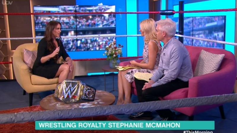 Stephanie-ITV This Morning