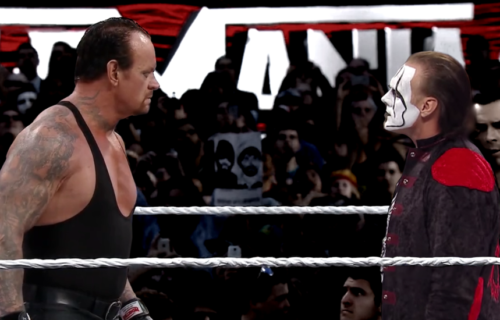 Vince McMahon never wanted to see The Undertaker vs Sting