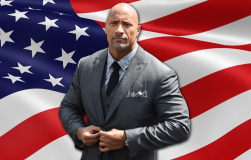 The Rock responds to the poll stating he'll beat Donald Trump in 2020 elections
