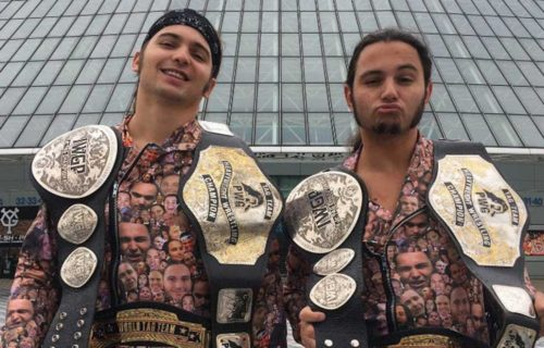 The Young Bucks on possibility of CM Punk being ALL IN