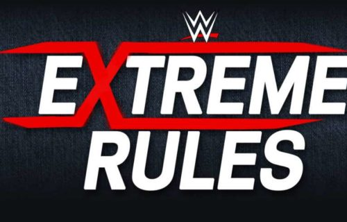 Title match set for Extreme Rules